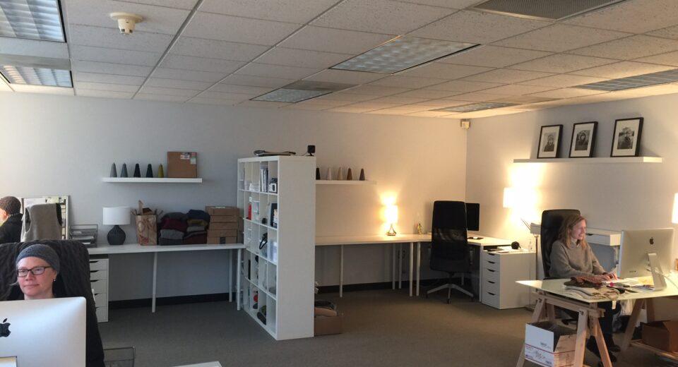 Brooklyn Tweed Office