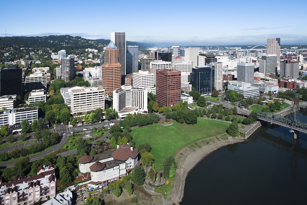 Portland commercial real estate